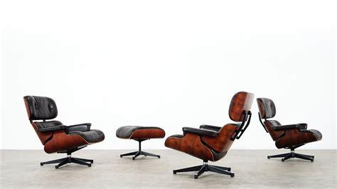 charles eames lounge chair ottoman  herman miller