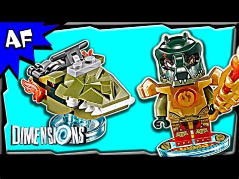 Lego 71223 Dimensions Pack Cragger lego dimensions 71223 pas cher pack h 233 ros cragger