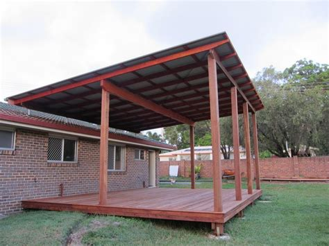 angled flat roof pergola google search deck