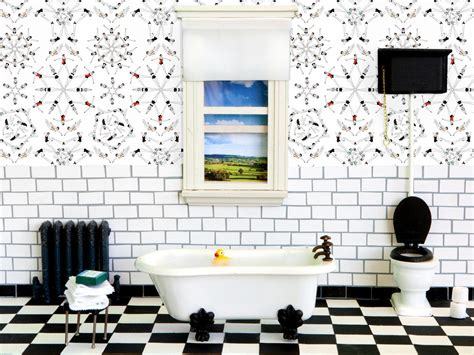 wallpaper trends for bathrooms 2017 wallpaper trends you need in your home