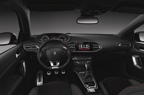 peugeot 308 interior peugeot 308 y 508 gt line deportividad con motores eficientes