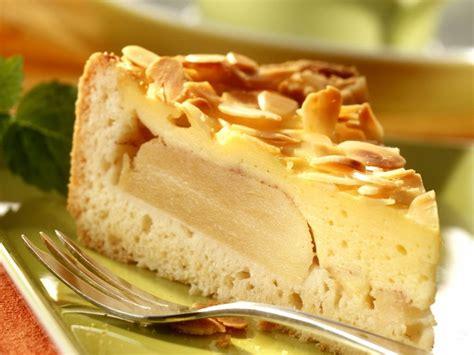 kuchen mit gehackten mandeln apfel pudding kuchen mit mandeln rezept eat smarter