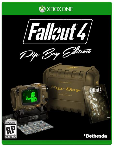 Edition Of One by Fallout 4 Pip Boy Edition Back In Stock For Xbox One Pc