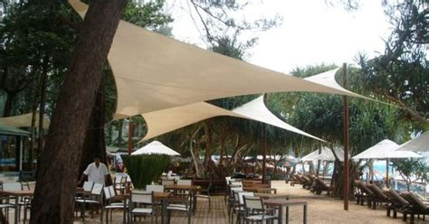 awnings thailand shade sails perfect for creating outdoor ambiance at