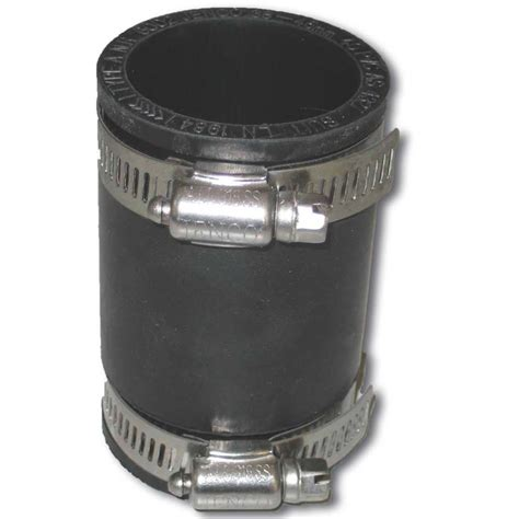 Jenco Plumbing - deks industries 40mm pvc to pvc jenco connector bunnings