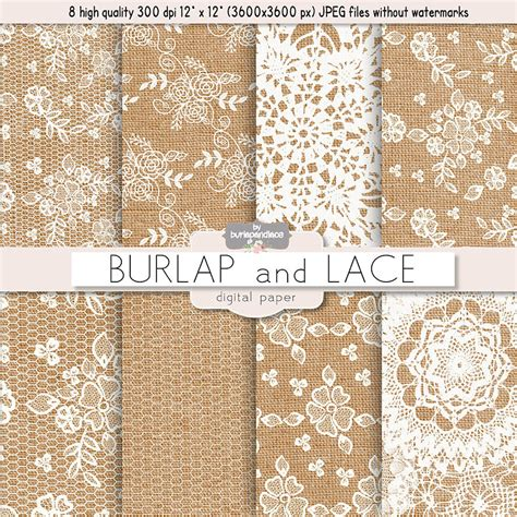 pattern burlap lace burlap canvas linen fabric digital paper