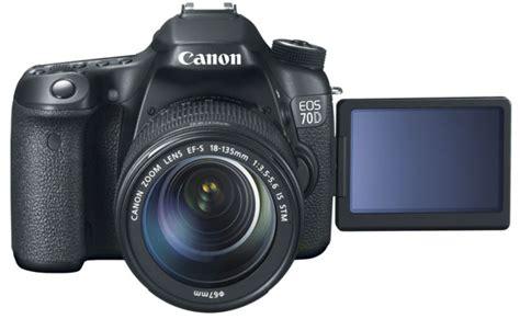 best sd card for canon 70d canon eos 70d dslr officially announced photo rumors