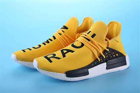 Best Product Sepatu Sport Adidas Nmd Human Race Premium Import Pink adidas nmd human race yellow black white s79162 adidas black white shoes