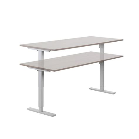 electric height adjustable tables workplace partners