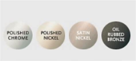 satin nickel vs chrome faucet fixture finishes mathis interiors