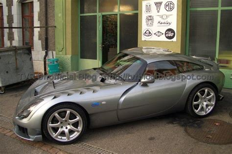 Tvr Prototype The Story Of The Tvr Sagaris Prototype Nr 2 Tvr