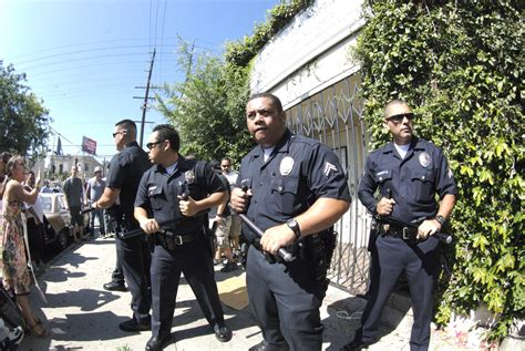 Lapd Records Ted Rall Lapd Rall Vindicated Lapd