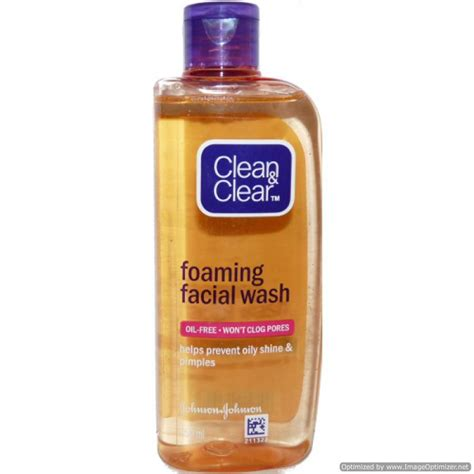 Harga Clear End Clear johnson clean and clear foaming wash buy johnson