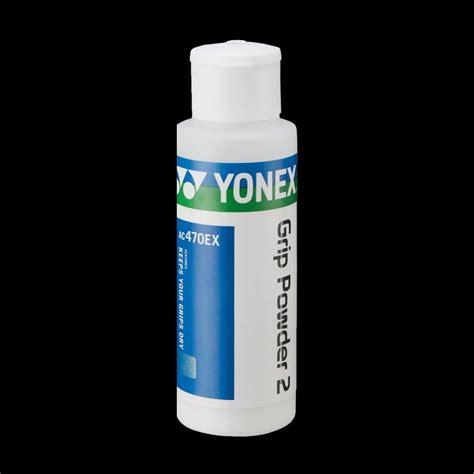 Grip Powder grip powder 2 yonex ac470ex n tennis fr tennis