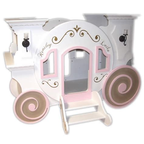 pumpkin carriage bed cinderella pumpkin carriage bed simple home decoration
