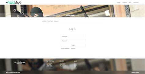 Sa Mp Headshot Template Ucp On Behance Headshot Layout Templates