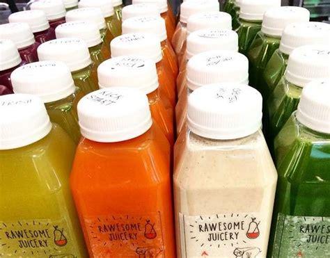 Detox Organic Juice Atlanta by Haute Top Five Atlanta Juice Bars 2017
