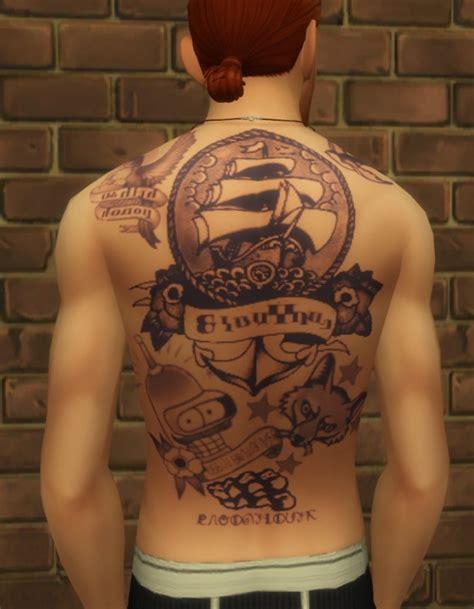 Bedroom Furniture For Men windenburg ink part 1 back tattoos male only at