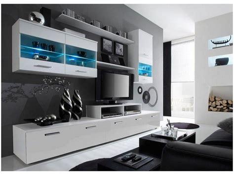 white tv wall unit 5 tv unit white gloss tv units modern wall units