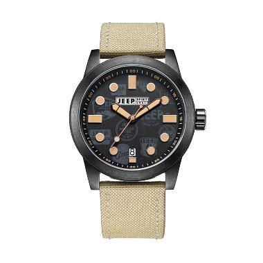 Jam Tangan Pria Lamborghini Tonino Black Combi Brown Leather jam tangan pria jual produk jam tangan pria terlengkap