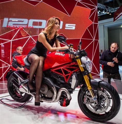 Motorrad Messe Gießen 2018 by Ducati 1200s Eicma Motorcycle Shows