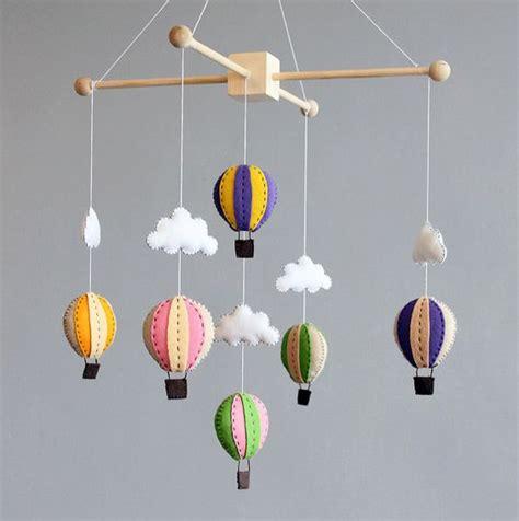 Make Your Own Crib Mobile modello come rendere mobile il tuo presepe di aerostato