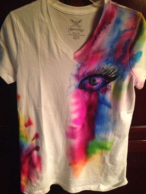 Painting T Shirts With Sharpies by Sharpie And Shirt Diy Clothes And Styles