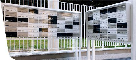 cassette della posta condominiali cassette postali e casellari postali condominiali ravasi
