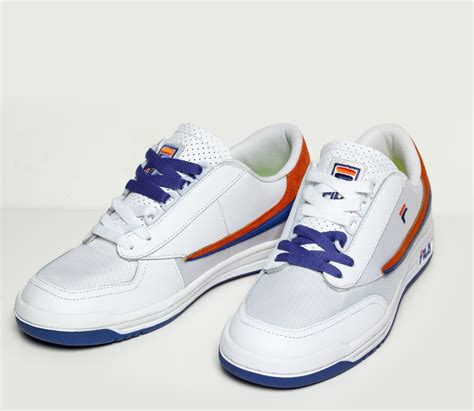 fila original tennis for sony open limited edition