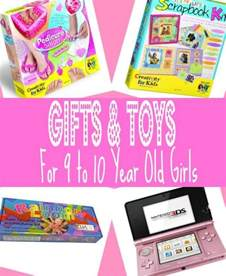 best gifts amp toy for 9 year old girls in 2013 top picks for christmas birthdays and 9 10 year