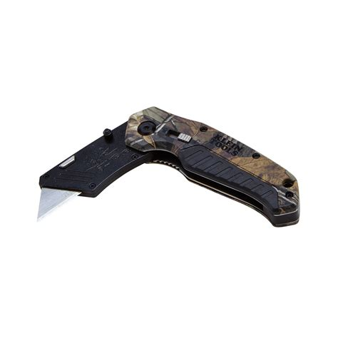 are assisted knives in uk folding utility knife camo assisted open 44135 klein