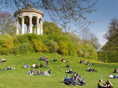 Parken Am Englischer Garten München garden munich