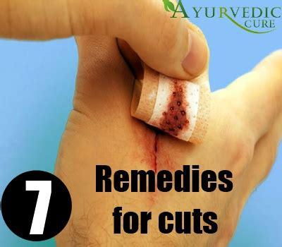 7 magical home remedies for cuts treatments