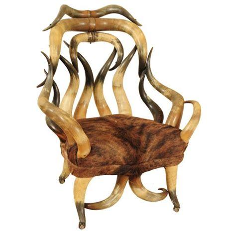 horn chair wenzel friedrich horn chair