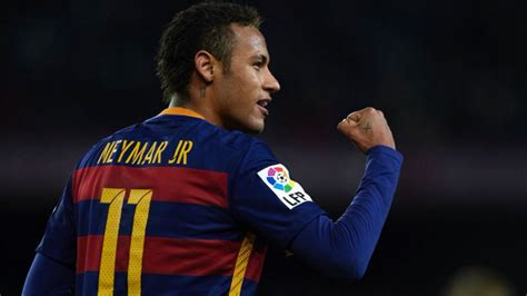 neymar 2016 barcelona neymar s 190m release clause at barcelona is within reach