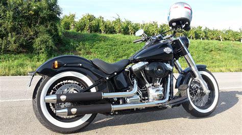 Harley Davidson Softail Tieferlegung by Alle Flst Fx Fxst Tieferlegung Einer Softail S 6