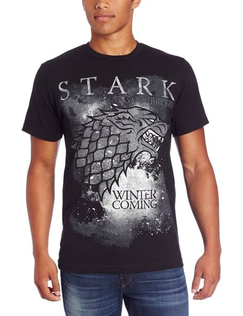 Tshirt Winter Is Coming Stark winter is coming stark shirt of thrones t shirt