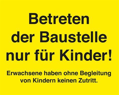 Baustellenschild Regeln by Baustellen Spiele F 252 R Kinder Limmaland Bastelvorlage Zum
