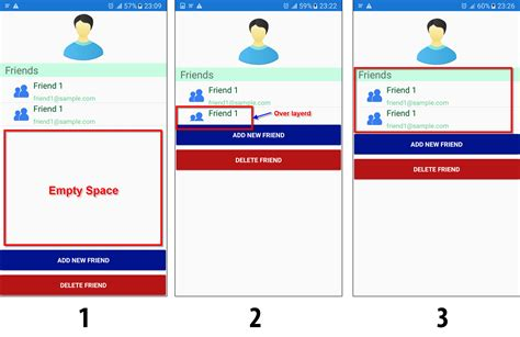 xamarin android dynamic layout listview height problems xamarin forums