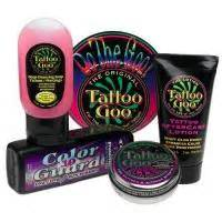 how long is tattoo goo good for tattoo aftercare