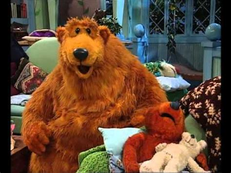 bear inthe big blue house a berry bear christmas bear in the big blue house the big sleep