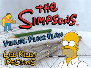 the simpsons floor plan the simpsons floor plan on student show