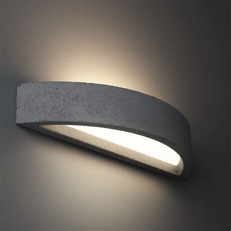 wandleuchte indirektes licht led gips wandleuchte omega60 indirektes licht wohnlicht