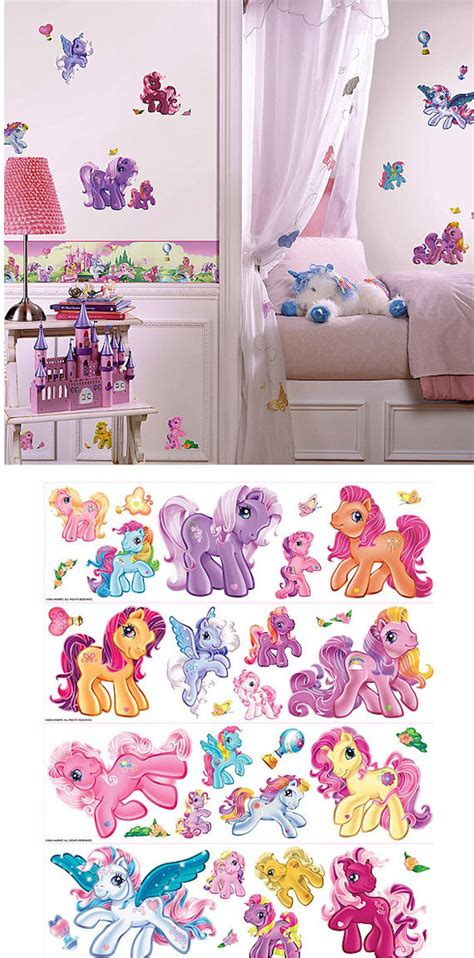 pony wall stickers my pony wall images frompo 1