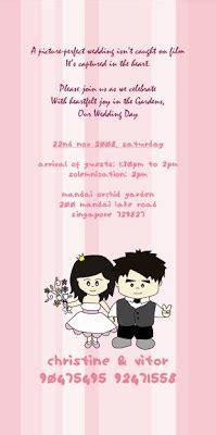 rom invitation card design vitor and christine diy wedding blog my rom invitation