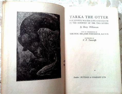 libro tarka the otter a cosas mias tarka la nutria tarka the otter