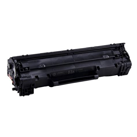 Toner Hp 83a Original by Hp 83a Noir Toner D Origine Cf283a