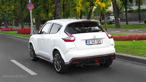 Nissan Juke Nismo Review 2016 Nissan Juke Nismo Rs Review Autoevolution