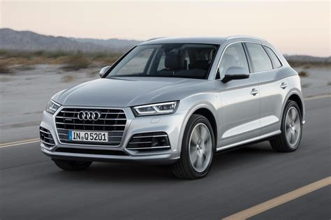 Audi Q5 2017 by 2017 Audi Q5 Revealed In By Car Magazine