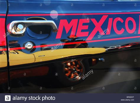 Board Black Board Gold Truck Limited Edition Termurah ford mexico mk1 logo stock photo royalty free image 31775908 alamy
